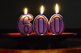 600 post sul blog