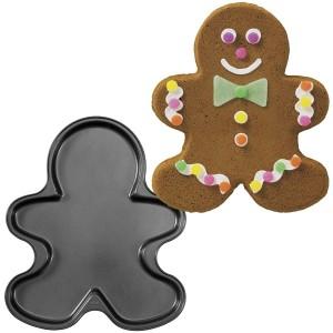 2105-059- gingerbread boy cookie pan
