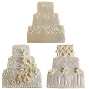 wedding texture cutter set