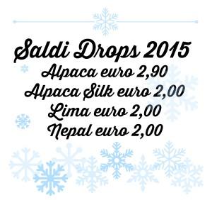 saldi drops