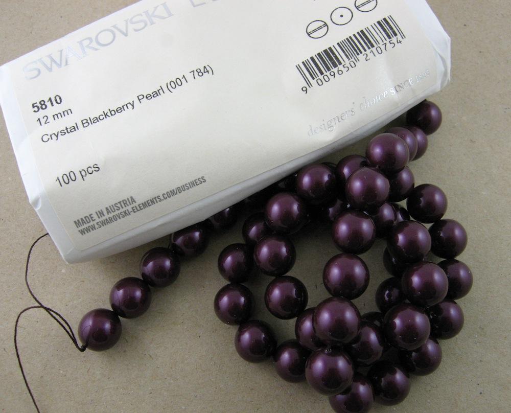 blackberry pearl swarovski