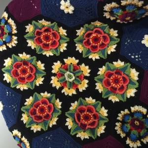 La Frida Blanket originale, vista alla fiera di Colonia: amore a prima vista!