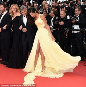 Amal in giallo