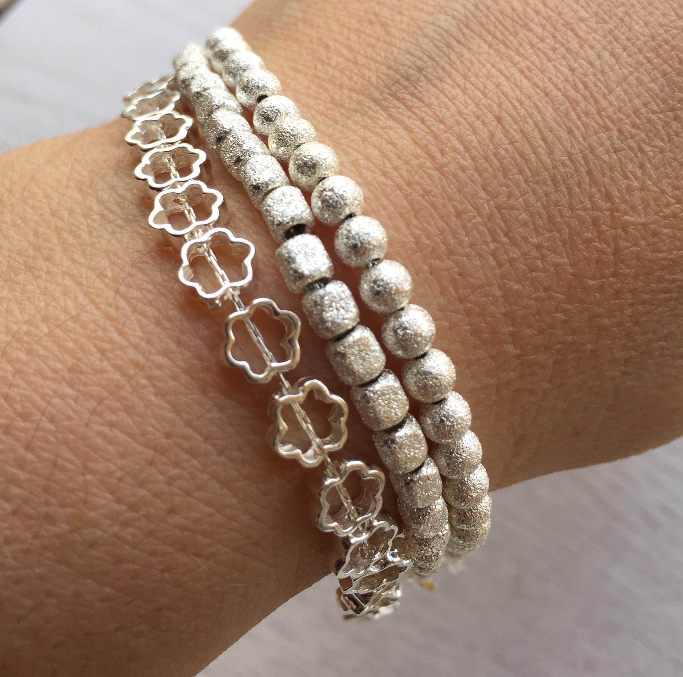 bracciali argento 925